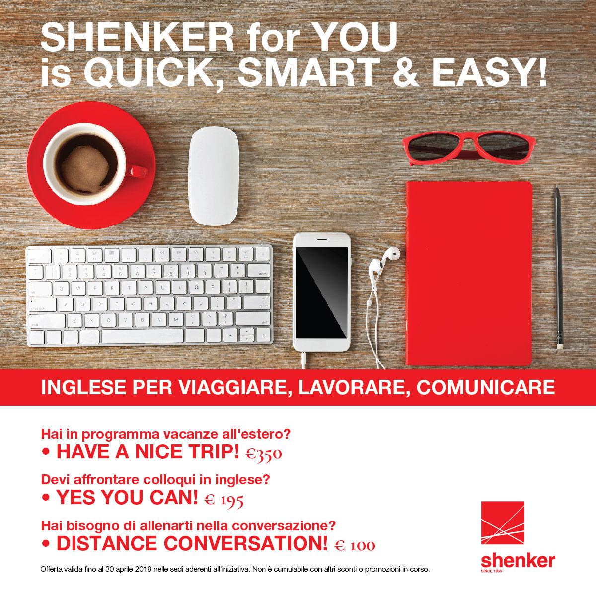 Shenker for you