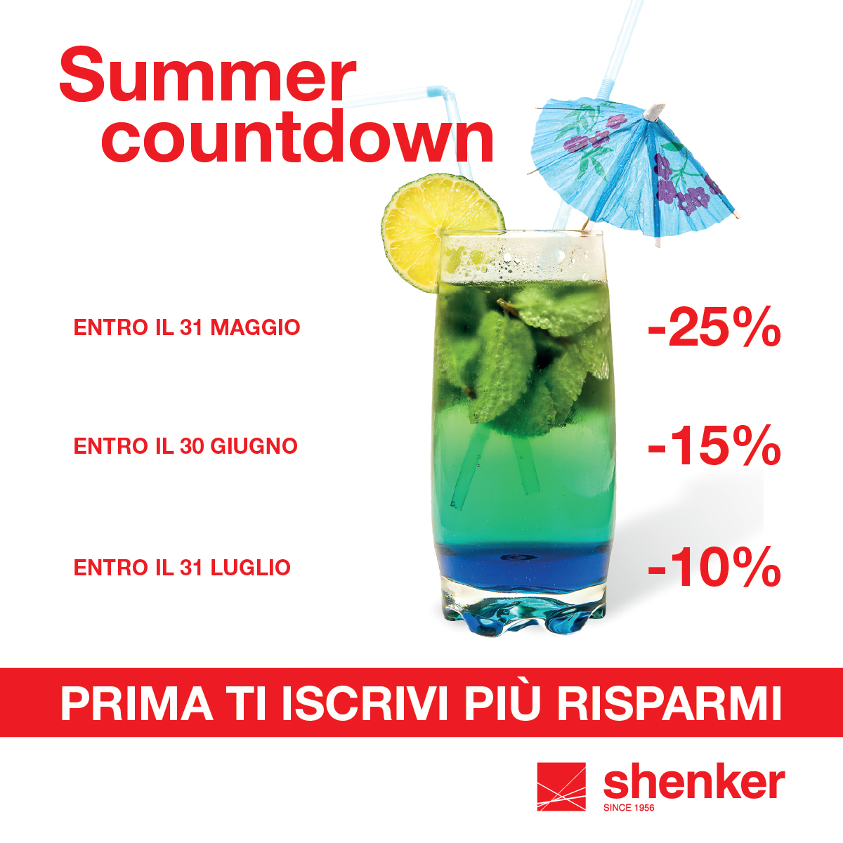 Summer Countdown 2019