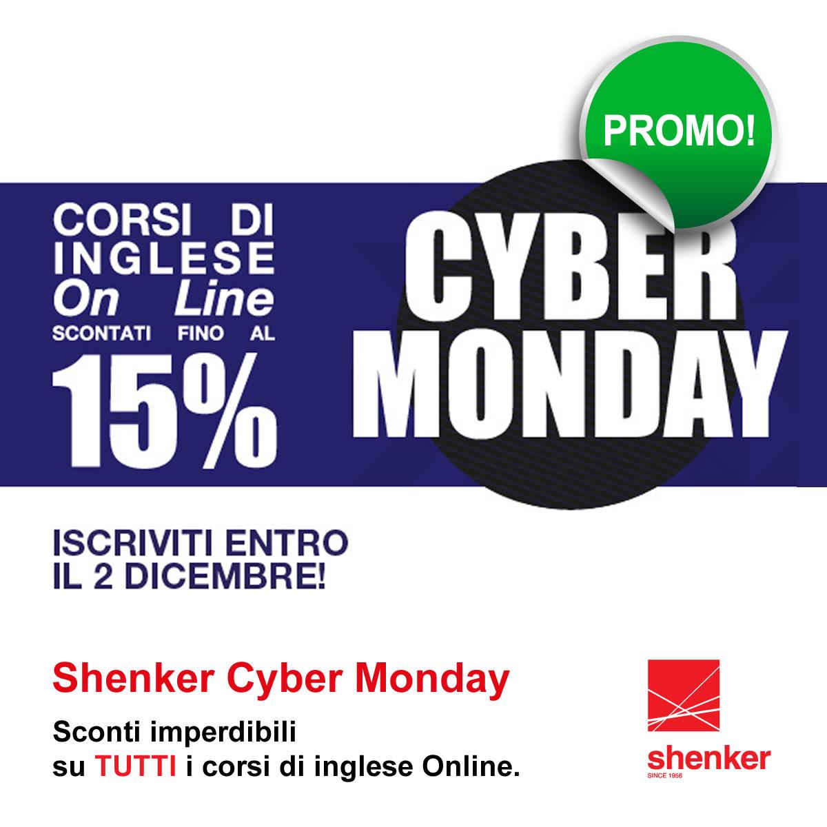 Shenker Cyber Monday 2019